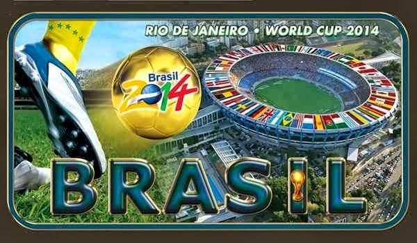FIFA 2014 world cup in Brazil