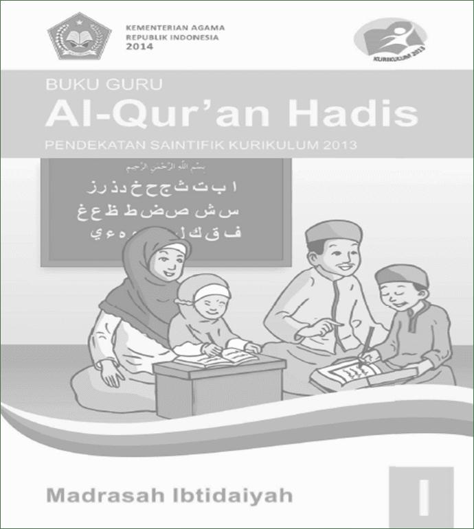 Silabus Rpp Qur An Hadits Berkarakter Mts Kelas Vii Viii Ix