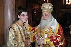 Panagiotis Michalopoulos: Βλέπω τον Δεσπότη, …να πιάνει το μάγουλο του παιδιού!..