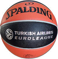 NBA 2K13 Spalding TF-1000 Euroleague Basketball