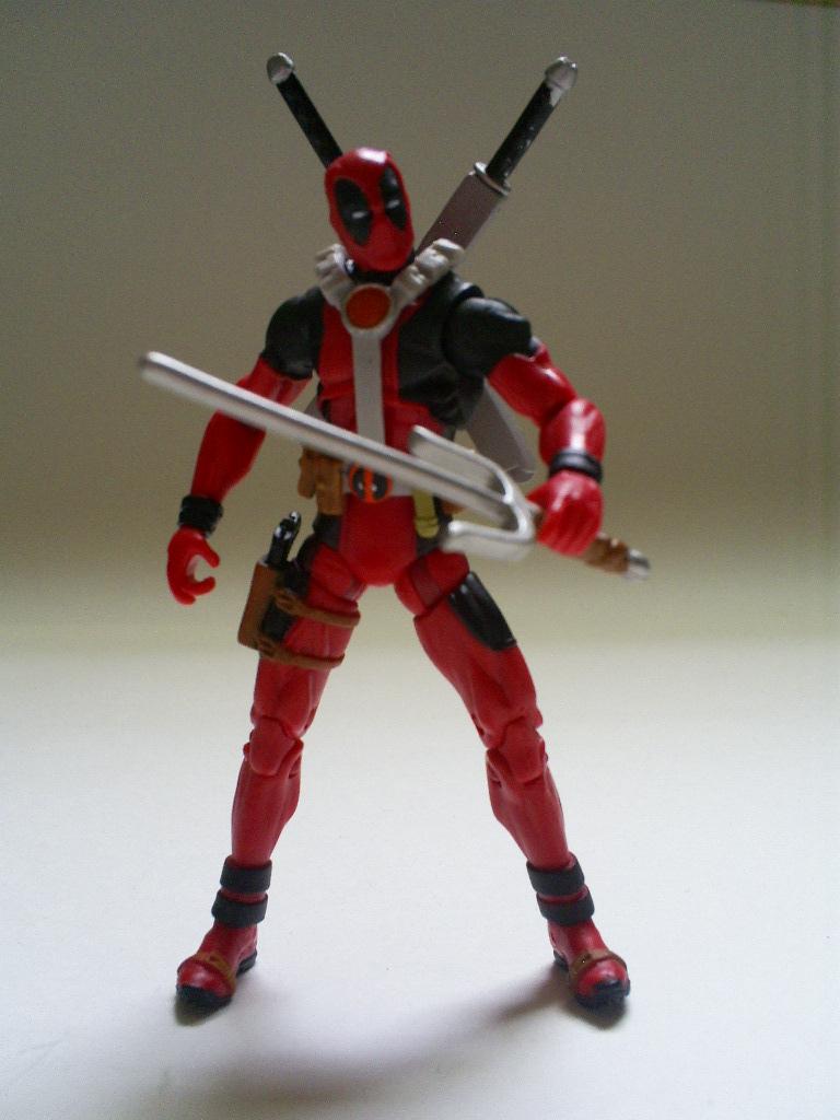 X Men Origins Deadpool Toy That Figures: REVIEW: ...