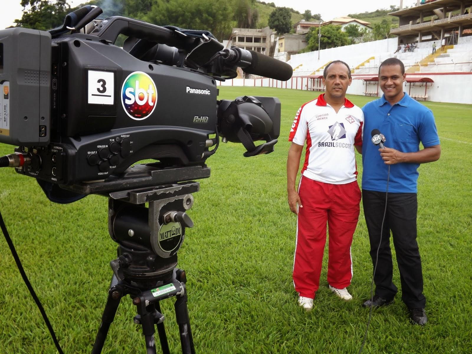 Panorama Esportivo na TV Carangola