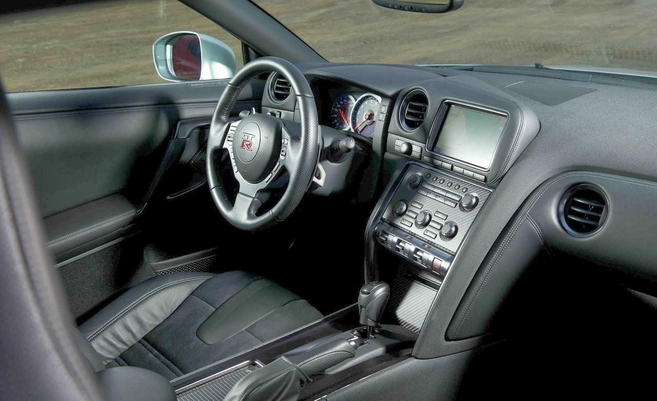 Nissan Gtr Interior.