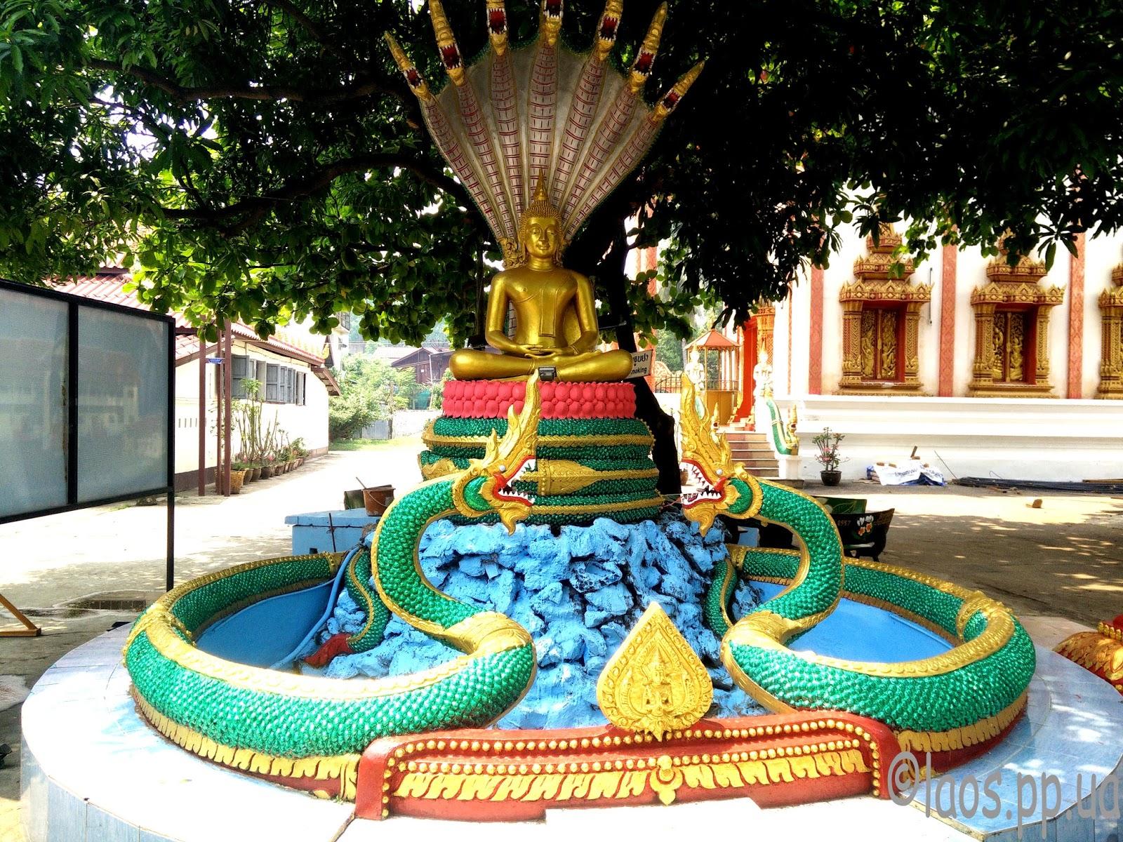 Лаосский Будда