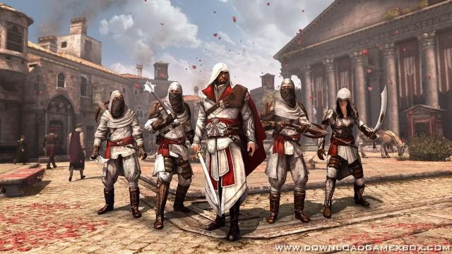 download assassins creed brotherhood pc torrent