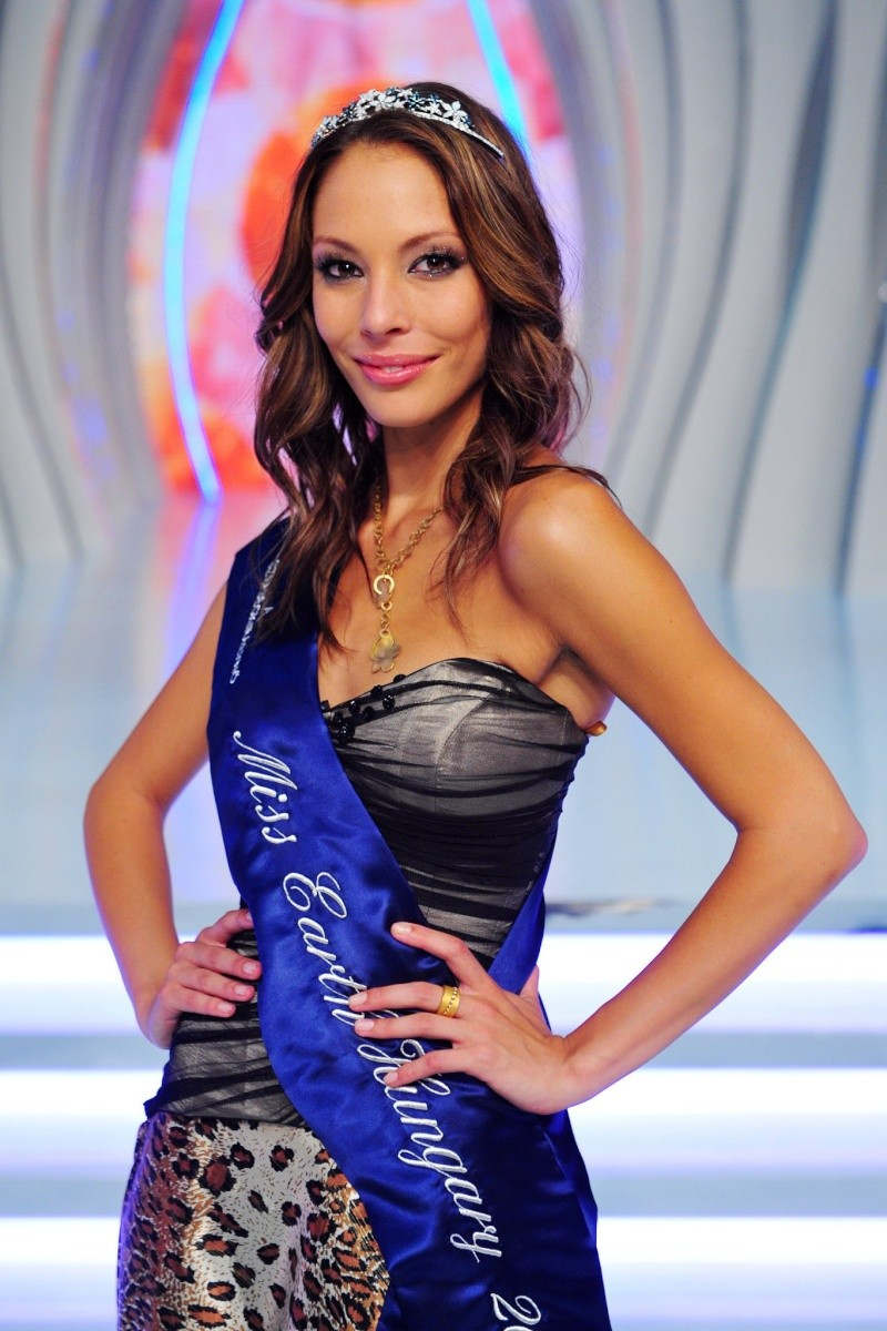 Dora Szabo,Miss Earth Hungary 2011