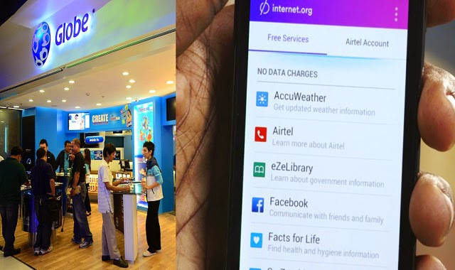 Globe Telecom Partnered to Give FREE Internet Using Internet.Org Application
