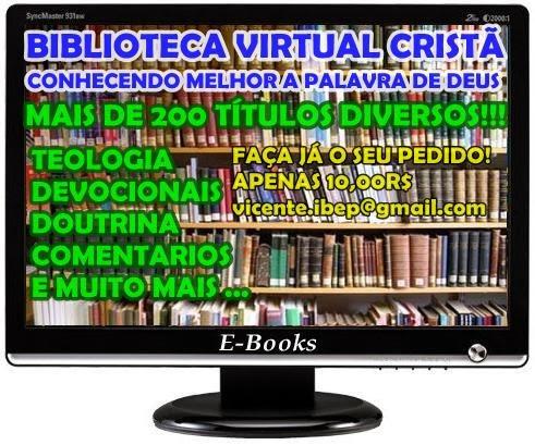 BIBLIOTECA VIRTUAL CRISTÃ