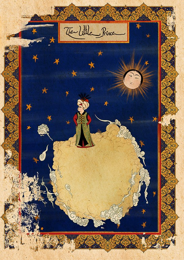 Murat Palta - Incarnated by Words - The Little Prince || #LibrosPOP - LasMilVidas