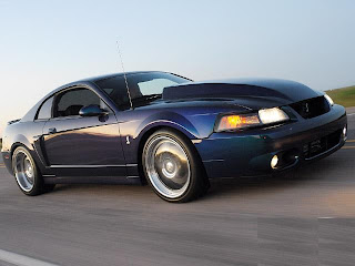Ford Mustang Cobra Wallpapers