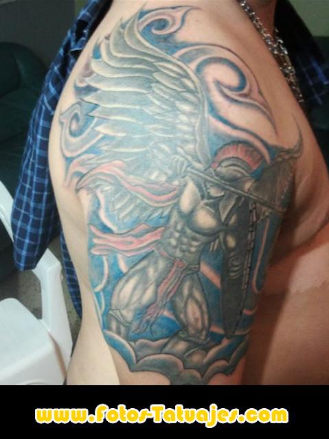 Tatuaje Espartano