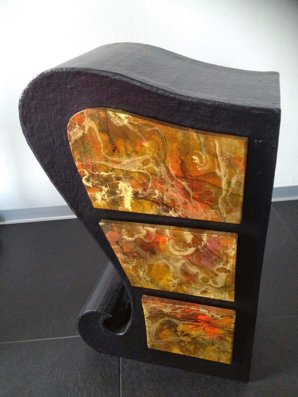 Atmosph re carton mon premier meuble en carton for Atmosphere meuble