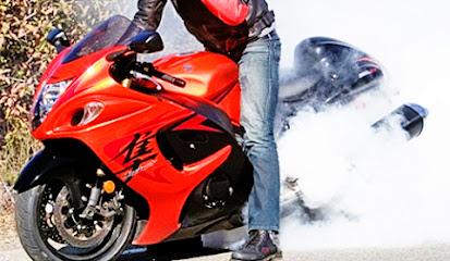 Penyebab dan Cara Mengatasi Bau sangit Pada Mesin Motor