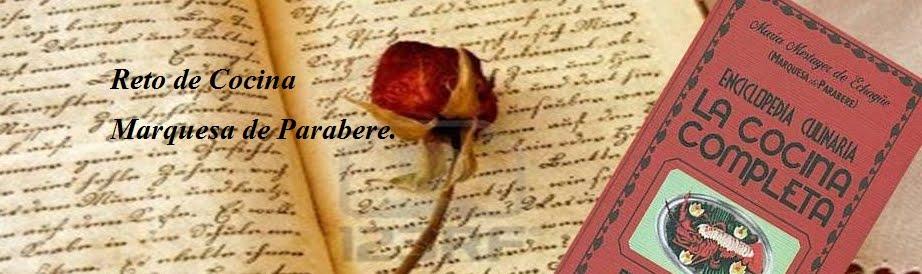 El Reto de La Marquesa de Parabere.