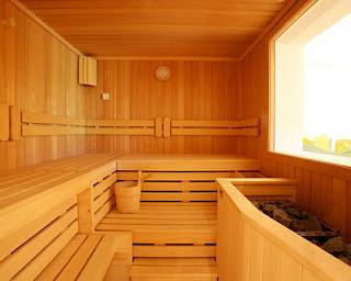 Casa de Saunas da Kikichan ^-^ Sauna