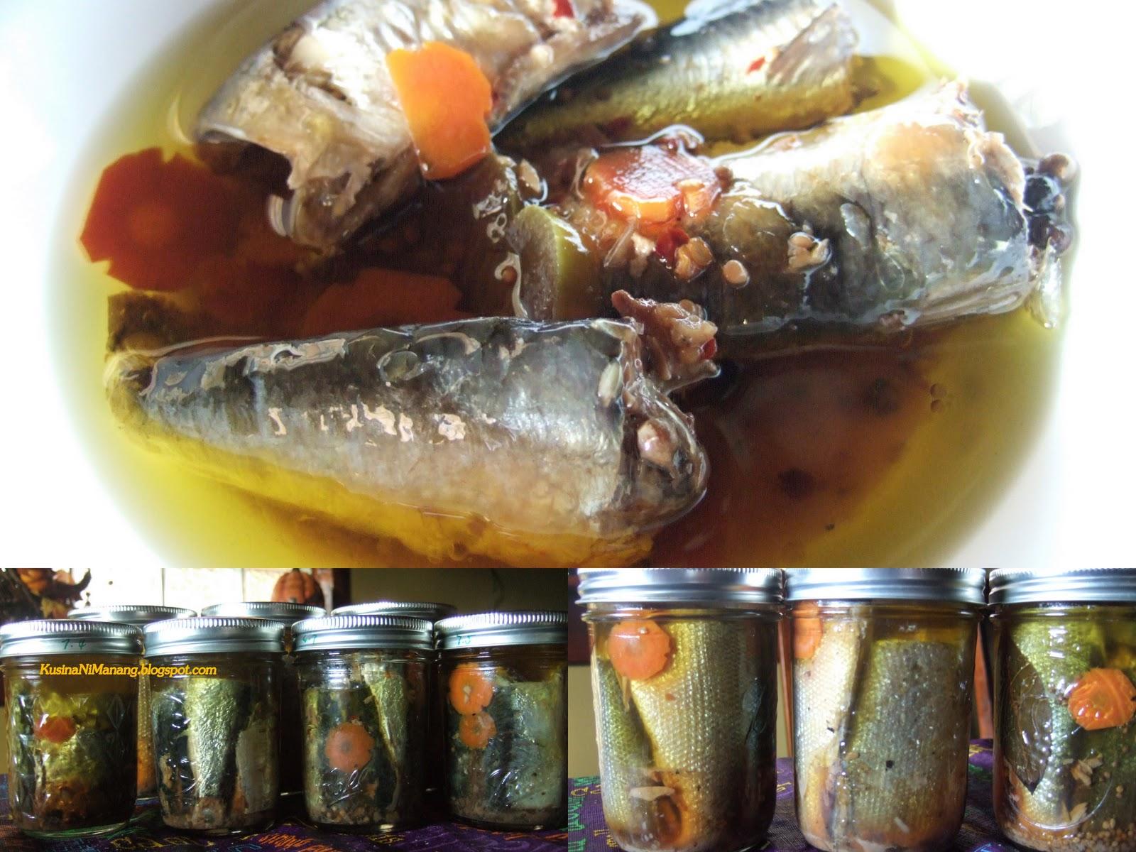 Рецепт для приготовления консервы из рыбы в домашних условиях