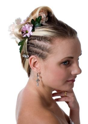 Hairstyles For Short Hair Evening : prom hairstyles for short hair short prom hairstyles black prom