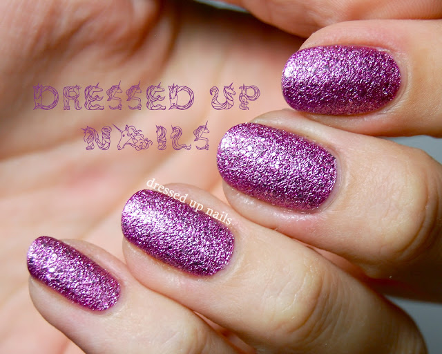 Dressed Up Nails - Orly Pink Pixel swatch