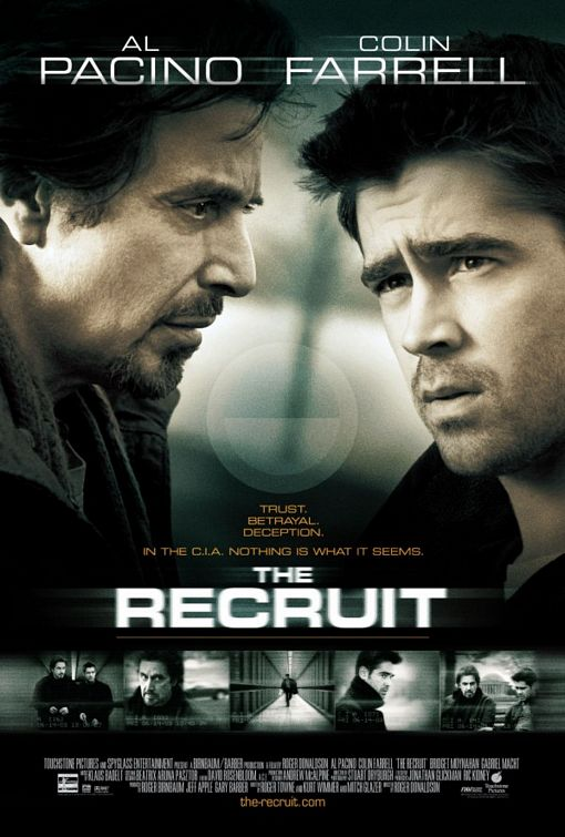 Recruit movie poster