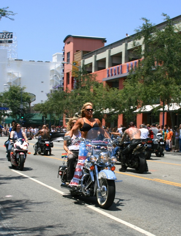 West Hollywood Pride Parade 2008
