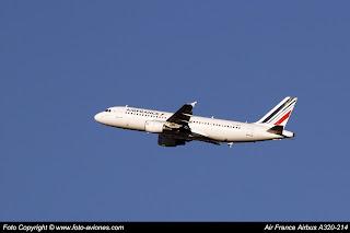 AVIÓN AIRBUS A320 F-GKXI