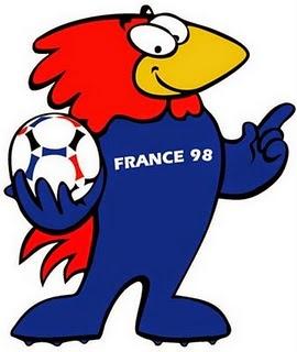 Maskot Piala Dunia 1998