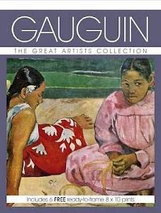 Arte de Gauguin: de R$ 51 por R$ 23