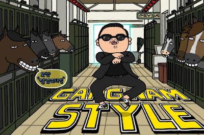 Psy - Gangnam Style 강남스타일 Lirik dan Video
