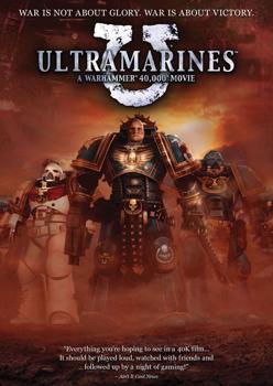 Cuộc Chiến Người Máy - Ultramarines: A Warhammer 40,000 (2010) Poster