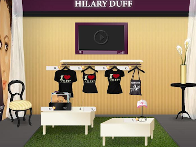 Hilary Duff Shop