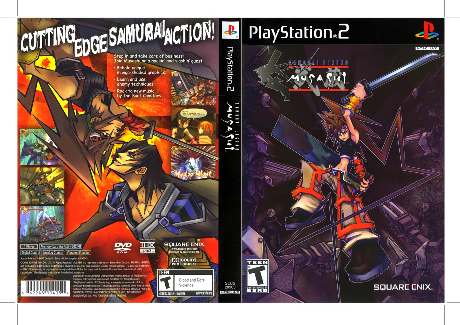 Jhiethereal Playstation 2 Case Template 20