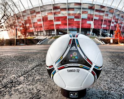 Adidas Official Match Ball EURO 2012 - Euro 2012 Ball-Wallpaper