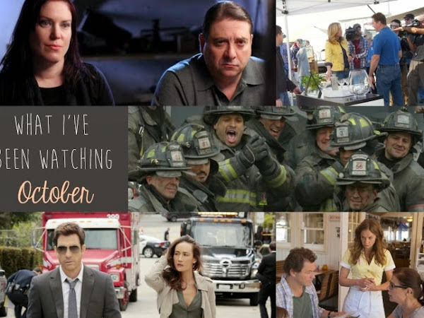 What I've Been Watching   October 2014