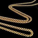 How to Photograph a gold Chain