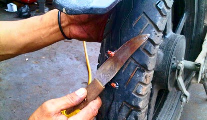 Tips Perawatan Ban Motor Tubeless Agar Tetap Awet