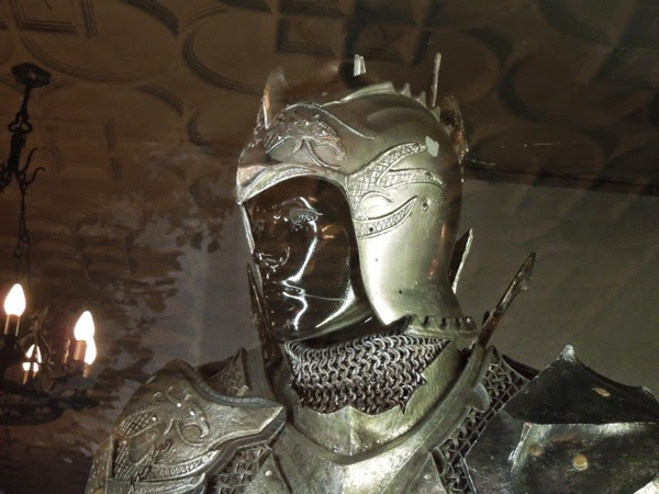 King Stefan Maleficent armour helmet
