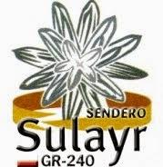 Sendero Sulayr (GR-240) Sierra Nevada