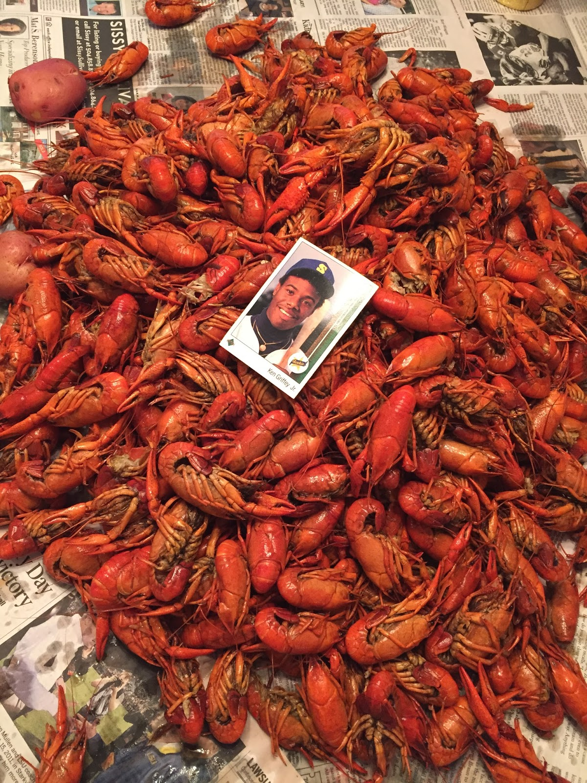 One Time In Texas I Had Crawfish So Spicy That Nobody At The Table Could Eat  Them Being The Only Person At The Table From New
