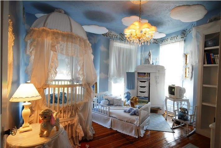 wall colors for nursery