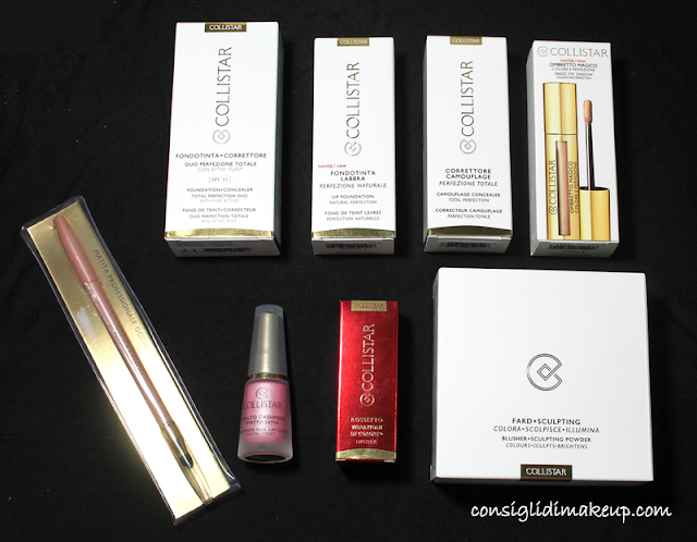 Review & Swatches Collezione Nude+ - Collistar