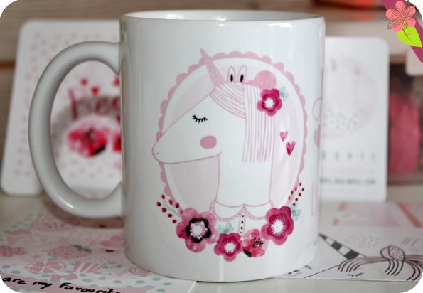 Mug Licorne - Kriboute