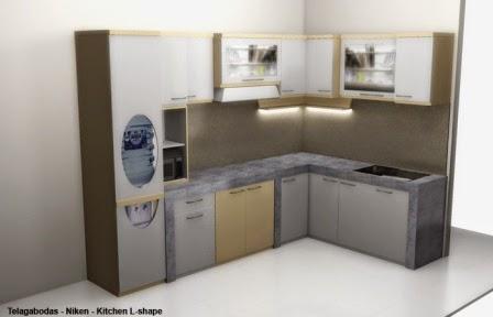 Furniture Semarang Kitchen Set Minibar Divider Custom
