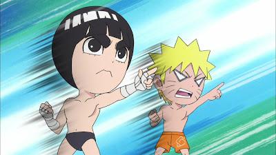 Naruto SD: Rock Lee no Seishun Full-power Ninden 16 Sub Español Online