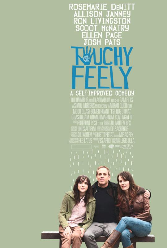 Ver Touchy Feely (2013) Online