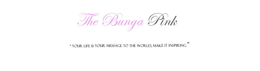 The bunga pink.