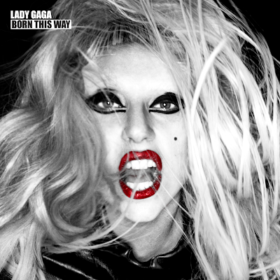 lady gaga born this way album cover wallpaper. lady gaga born this way album