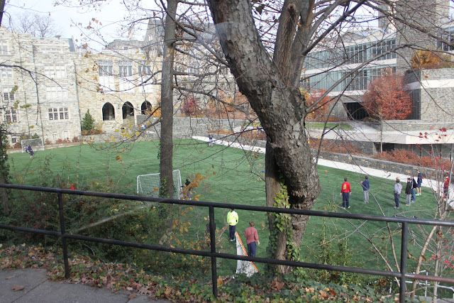 A British International School is located in Dupont Circle neighbourhood in Washington DC, USA