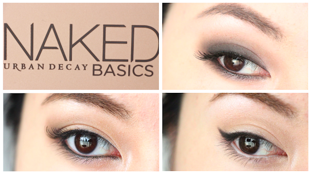 makeupmarlin 3 eye looks w naked basics palette. Black Bedroom Furniture Sets. Home Design Ideas