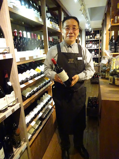 樹齢60年、札幌ワインマーケットのヴィエイユ ヴィーニュ