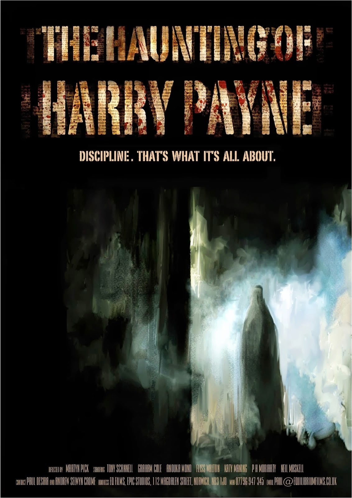 Download The Haunting of Harry Payne (2014) DVDRip